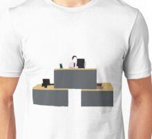 Quad Desk Unisex T-Shirt