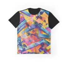 We're Making Art Acrylic Painting - Some Alternate Options Graphic T-Shirt