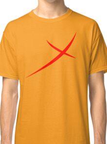 Red X Classic T-Shirt