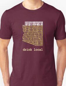 Drink Local - Arizona Beer Shirt T-Shirt