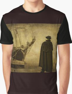 Time to leave Graphic T-Shirt