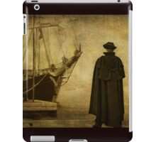Time to leave iPad Case/Skin