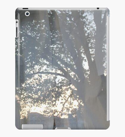 Mirrored Scrolls iPad Case/Skin