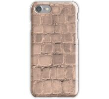 Middleport Bricks pale iPhone Case/Skin