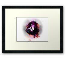 paul bearer, wwf, wwe Framed Print