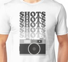 I <3 SHOTS Unisex T-Shirt