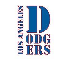 Los Angeles Dodgers Photographic Print