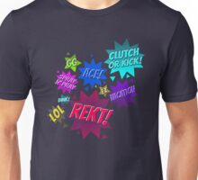 CS:GO Lingo Pattern Unisex T-Shirt