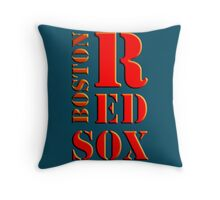 Boston Red Sox 1 Throw Pillow
