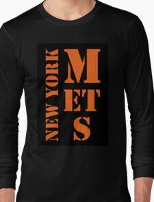 new york mets Long Sleeve T-Shirt