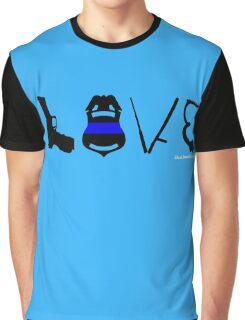 Love LEO Graphic T-Shirt