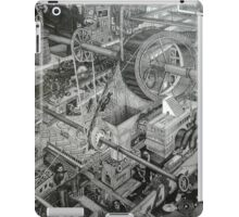 Teslas Free Energy  iPad Case/Skin