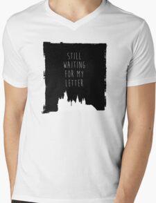 Hogwarts Letter Mens V-Neck T-Shirt