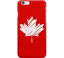 Canadian Pride iPhone Case/Skin
