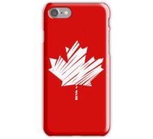 Canadian Pride iPhone Case/Skin