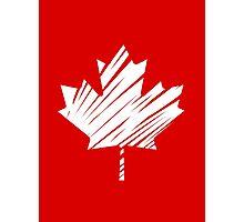 Canadian Pride Photographic Print