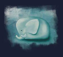 elephant /Agat/ One Piece - Short Sleeve