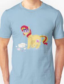 number one princess - sunset shimmer! T-Shirt