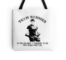 TEAM HAMMER Tote Bag