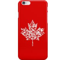 Canadian Pride 2 iPhone Case/Skin