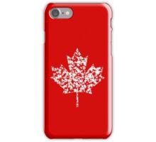 Canadian Pride 2 iPhone Case/Skin