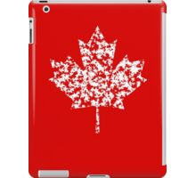 Canadian Pride 2 iPad Case/Skin