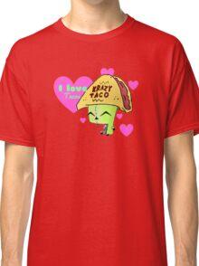 Gir Loves Tacos Classic T-Shirt