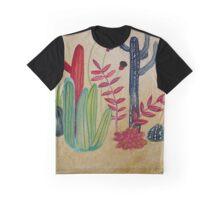 Cacti 1 Graphic T-Shirt