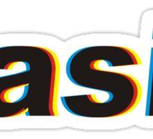 Oasis Sticker