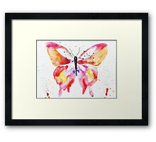 Spirit Butterfly Framed Print