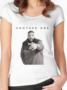 Another One!!! | DJ Khaled Women's Fitted Scoop T-Shirt