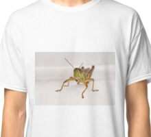 Bianca Grins for Camera (RI Grasshopper) Classic T-Shirt