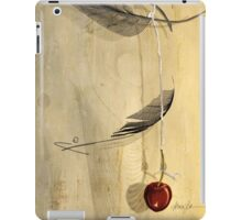 Hangs in the Balance, by Alma Lee iPad Case/Skin
