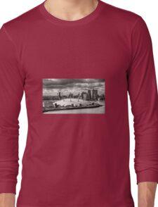 Mono Dome Citiscape  Long Sleeve T-Shirt