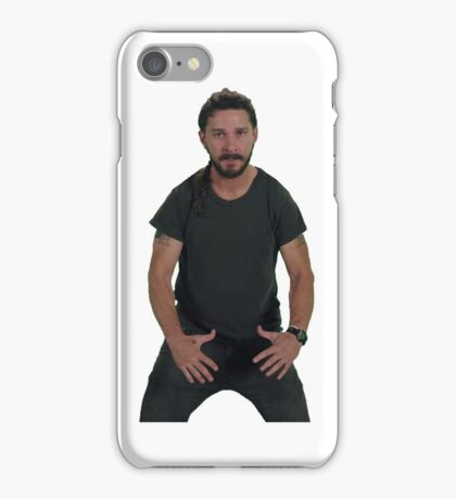 Shia LaBeouf | JUST DO IT!  iPhone Case/Skin