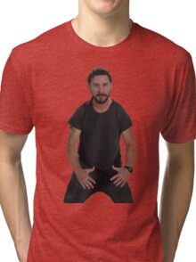 Shia LaBeouf | JUST DO IT!  Tri-blend T-Shirt