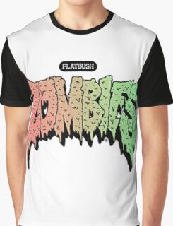 Flatbush Zombies Logo Products HIGH DEF Graphic T-Shirt