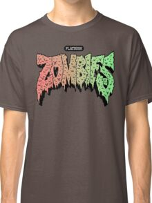 Flatbush Zombies Logo Products HIGH DEF Classic T-Shirt