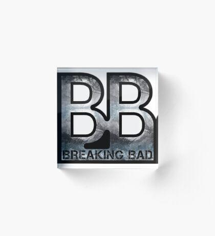 Breaking Bad (WWE Breaking Ground) Acrylic Block