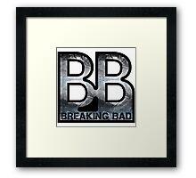 Breaking Bad (WWE Breaking Ground) Framed Print