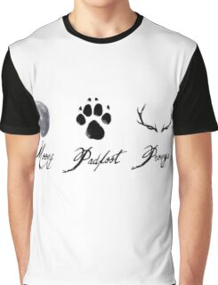 Moony, Padfoot and Prongs Graphic T-Shirt