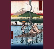 Utagawa Hiroshige The Sagami River Unisex T-Shirt
