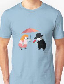 Propose Penguin Unisex T-Shirt