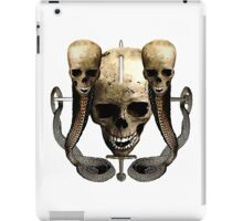Pirate Skulls And Swords iPad Case/Skin