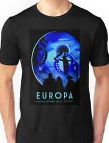 Visions of the future- Europa Unisex T-Shirt