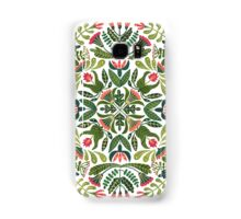 Little red riding hood - mandala pattern Samsung Galaxy Case/Skin