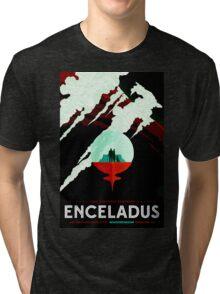 Visions of the future- Enceladus  Tri-blend T-Shirt