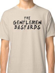 The Gentlemen Bastards (Black) Classic T-Shirt