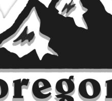 Oregon Sticker