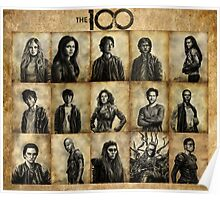 The 100 poster 1 Poster